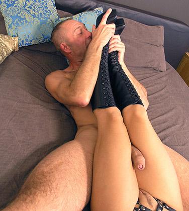 Boots teasing