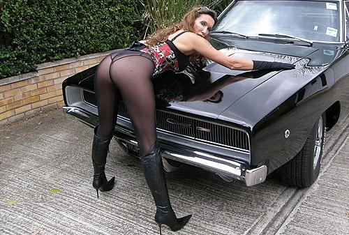 Pantyhose Mistress Teasing